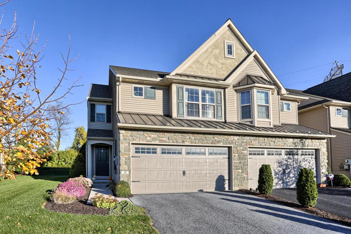44 Rebecca Drive, Denver, PA 17517 (MLS #249493) :: The Craig Hartranft Team, Berkshire Hathaway Homesale Realty