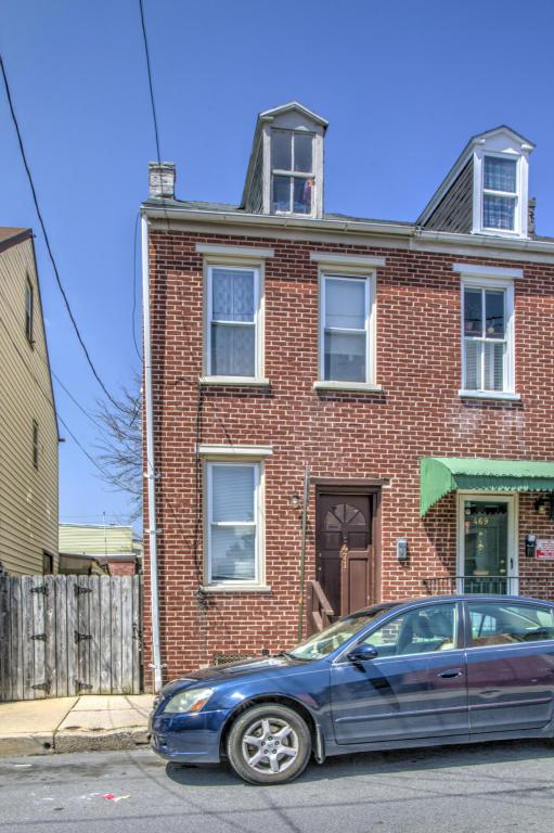471 High Street, Lancaster, PA 17603 (MLS #249541) :: The Craig Hartranft Team, Berkshire Hathaway Homesale Realty