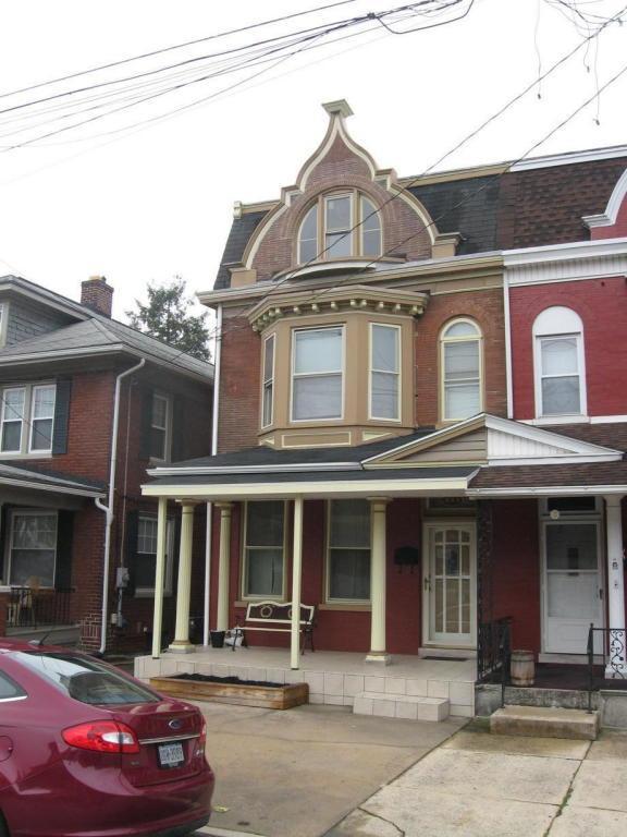 844 Locust Street, Columbia, PA 17512 (MLS #250177) :: The Craig Hartranft Team, Berkshire Hathaway Homesale Realty