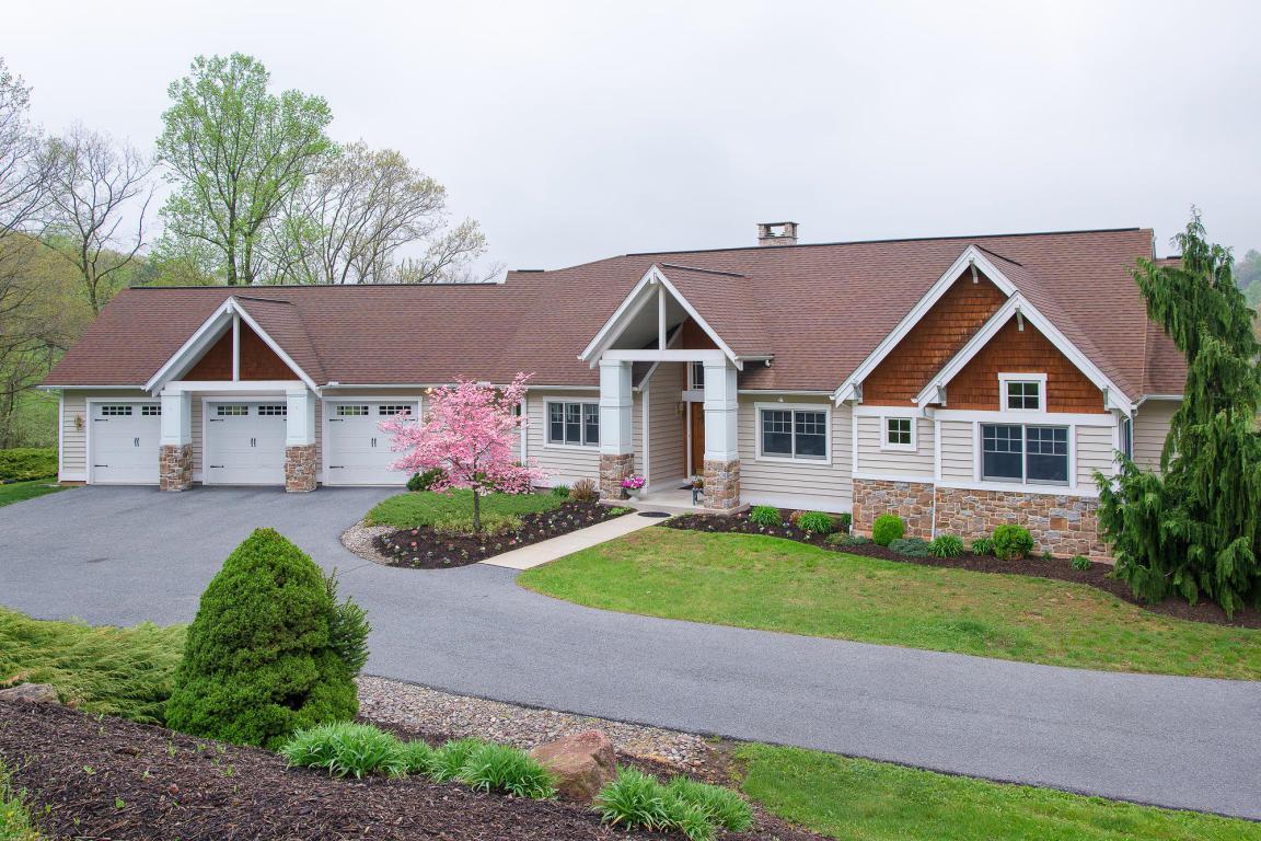 1368 Fritztown Road, Reinholds, PA 17569 (MLS #250370) :: The Craig Hartranft Team, Berkshire Hathaway Homesale Realty