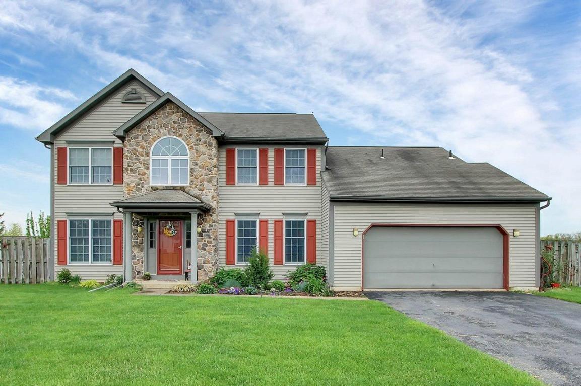 154 Larch Lane, Denver, PA 17517 (MLS #250401) :: The Craig Hartranft Team, Berkshire Hathaway Homesale Realty