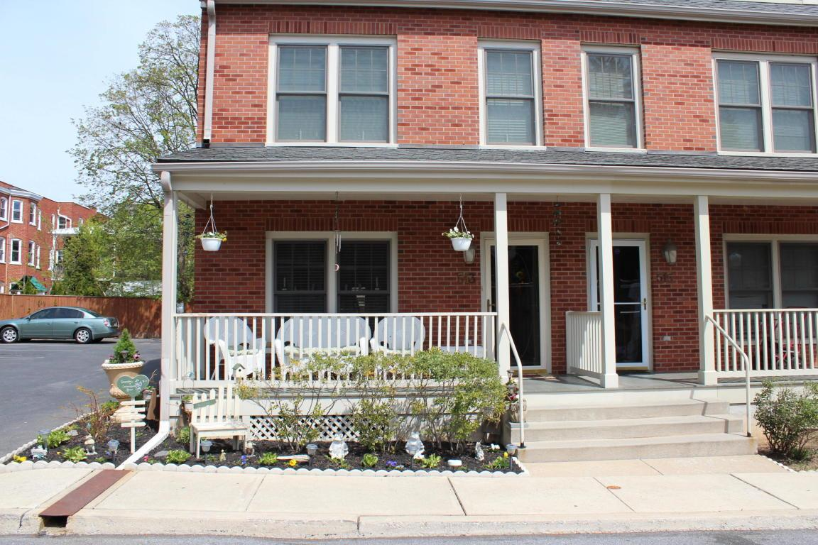 513 S Plum Street, Lancaster, PA 17602 (MLS #250732) :: The Craig Hartranft Team, Berkshire Hathaway Homesale Realty