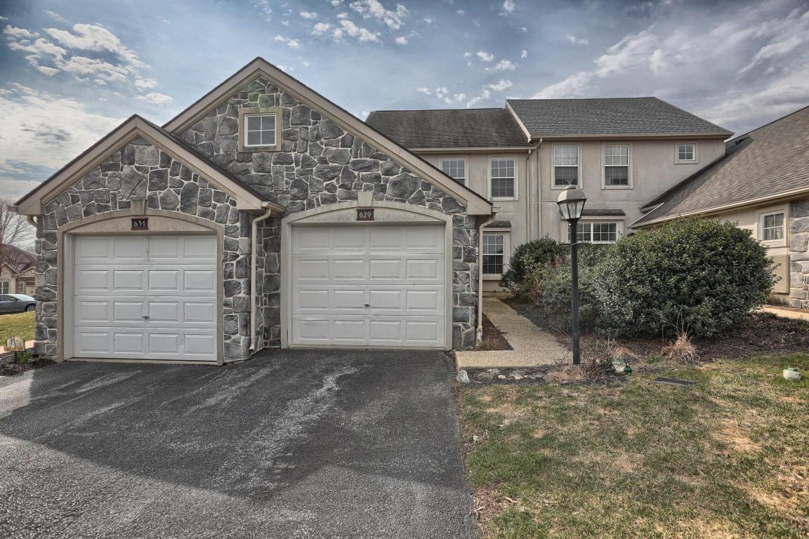 629 Crestgate Place, Millersville, PA 17551 (MLS #250766) :: The Craig Hartranft Team, Berkshire Hathaway Homesale Realty