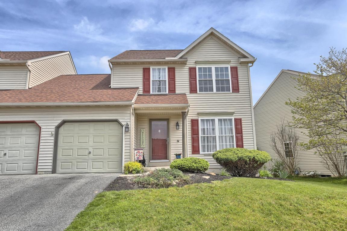 1005 Christina Drive, Leesport, PA 19533 (MLS #250828) :: The Craig Hartranft Team, Berkshire Hathaway Homesale Realty