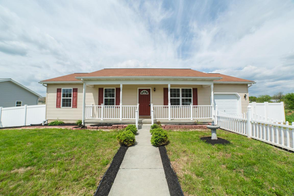 17 Horizon Drive, Fredericksburg, PA 17026 (MLS #251029) :: The Craig Hartranft Team, Berkshire Hathaway Homesale Realty