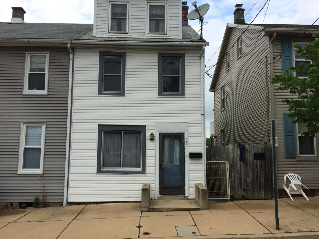 483 Manor Street, Columbia, PA 17512 (MLS #251849) :: The Craig Hartranft Team, Berkshire Hathaway Homesale Realty