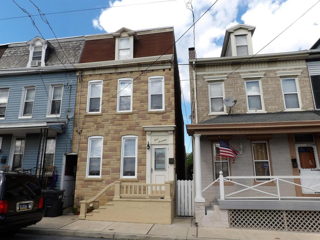 317 N Second Street, Columbia, PA 17512 (MLS #252074) :: The Craig Hartranft Team, Berkshire Hathaway Homesale Realty