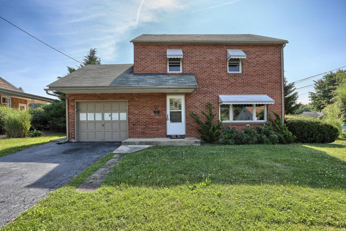 514 N 8TH Avenue, Lebanon, PA 17046 (MLS #252610) :: The Craig Hartranft Team, Berkshire Hathaway Homesale Realty