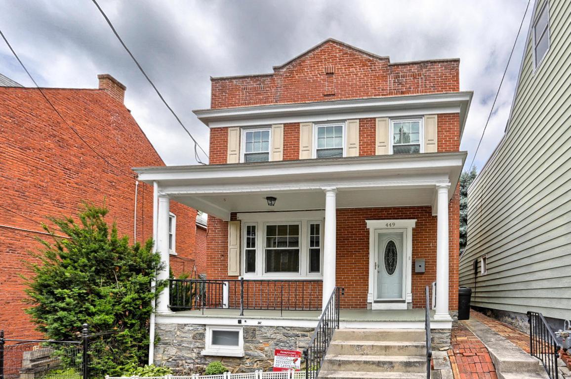 449 W Vine Street, Lancaster, PA 17603 (MLS #253144) :: The Craig Hartranft Team, Berkshire Hathaway Homesale Realty