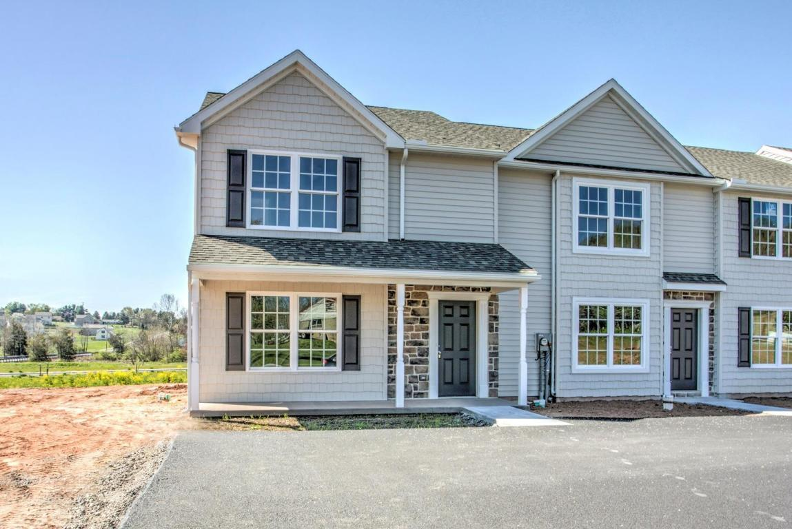 106 Redstone Drive, Denver, PA 17517 (MLS #253489) :: The Craig Hartranft Team, Berkshire Hathaway Homesale Realty