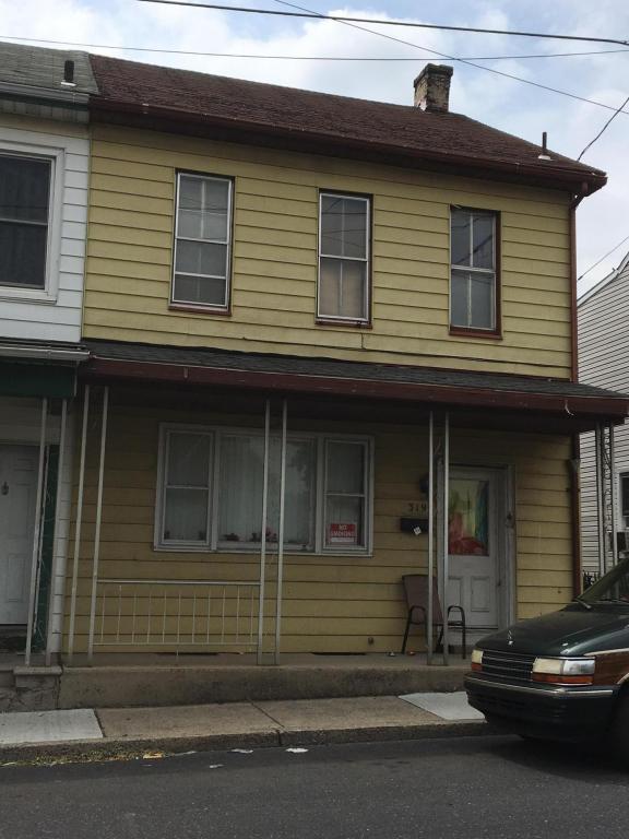 319 N 12TH Street, Lebanon, PA 17046 (MLS #253654) :: The Craig Hartranft Team, Berkshire Hathaway Homesale Realty
