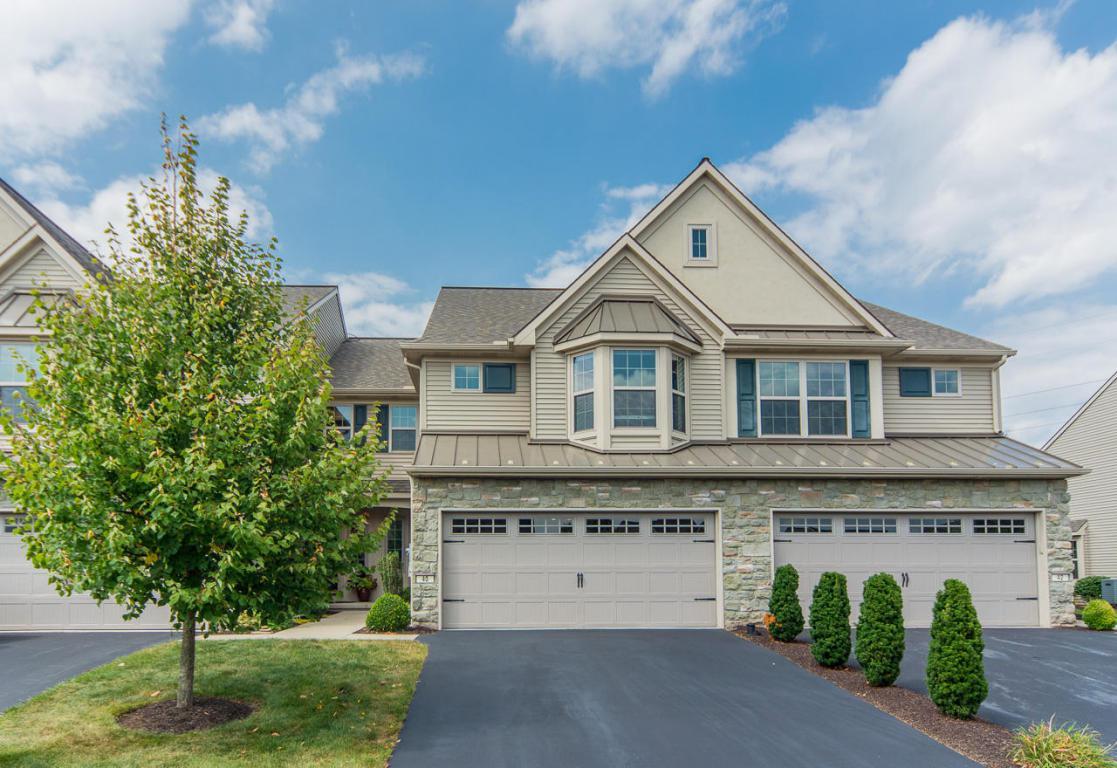 40 Rebecca Drive, Denver, PA 17517 (MLS #253874) :: The Craig Hartranft Team, Berkshire Hathaway Homesale Realty