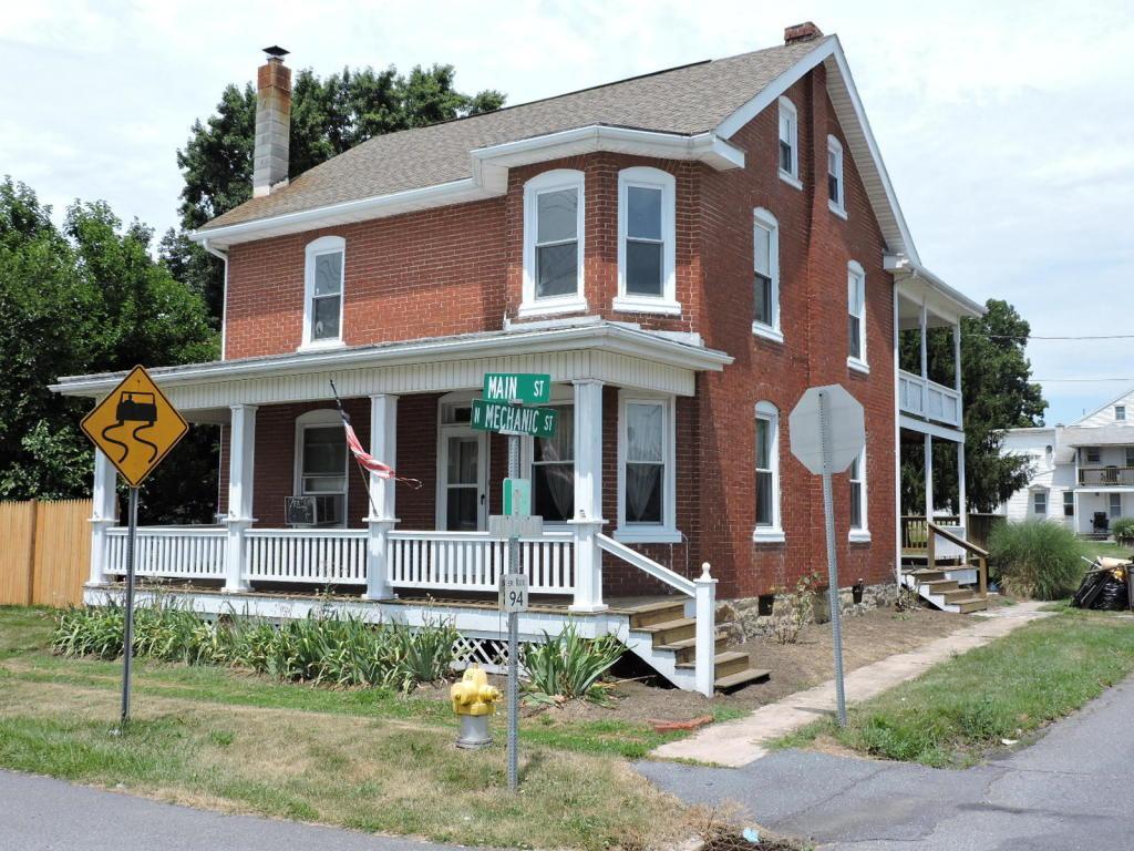 126 W Main Street, Fredericksburg, PA 17026 (MLS #254012) :: The Craig Hartranft Team, Berkshire Hathaway Homesale Realty