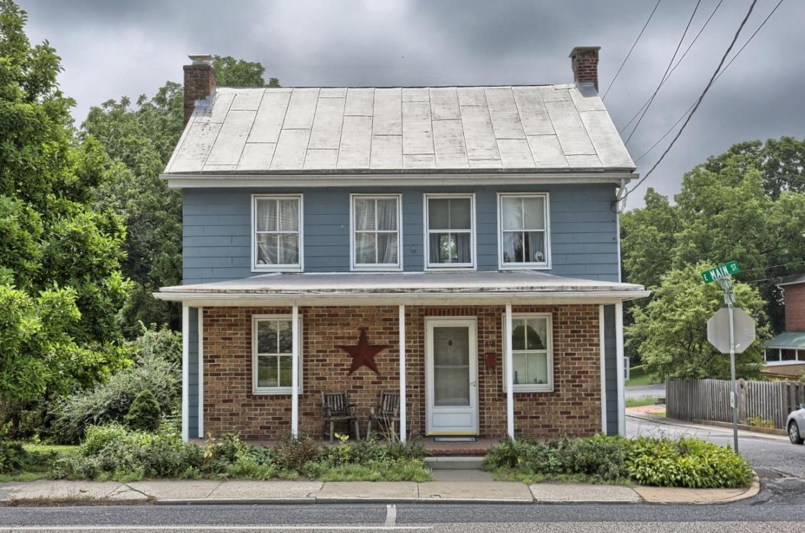 418 E Main Street, Annville, PA 17003 (MLS #254407) :: The Craig Hartranft Team, Berkshire Hathaway Homesale Realty