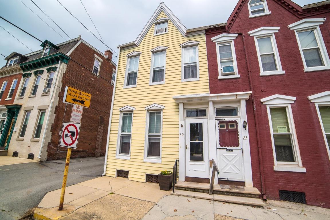25 N 8TH Street, Columbia, PA 17512 (MLS #254586) :: The Craig Hartranft Team, Berkshire Hathaway Homesale Realty