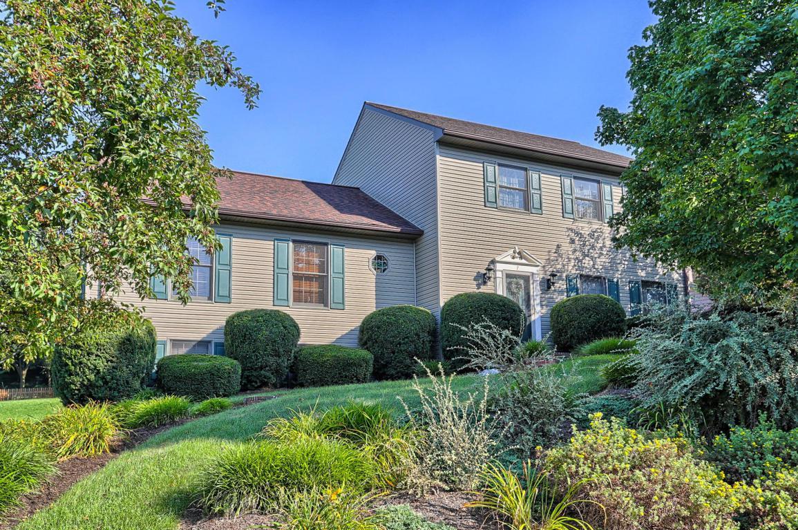 7 Brookwood Drive, Lititz, PA 17543 (MLS #254735) :: The Craig Hartranft Team, Berkshire Hathaway Homesale Realty
