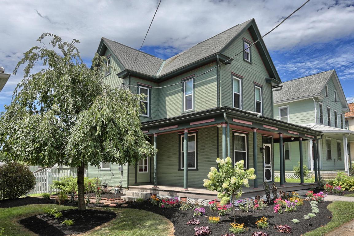 113 N College Street, Myerstown, PA 17067 (MLS #255159) :: The Craig Hartranft Team, Berkshire Hathaway Homesale Realty