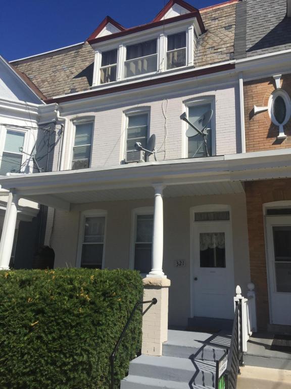 321 E New Street, Lancaster, PA 17602 (MLS #255166) :: The Craig Hartranft Team, Berkshire Hathaway Homesale Realty