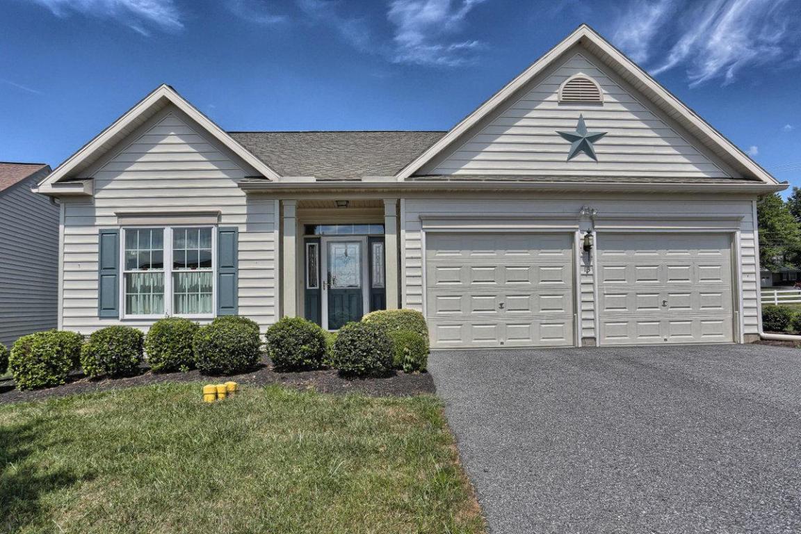 13 Pleasant Road, Gordonville, PA 17529 (MLS #255294) :: The Craig Hartranft Team, Berkshire Hathaway Homesale Realty