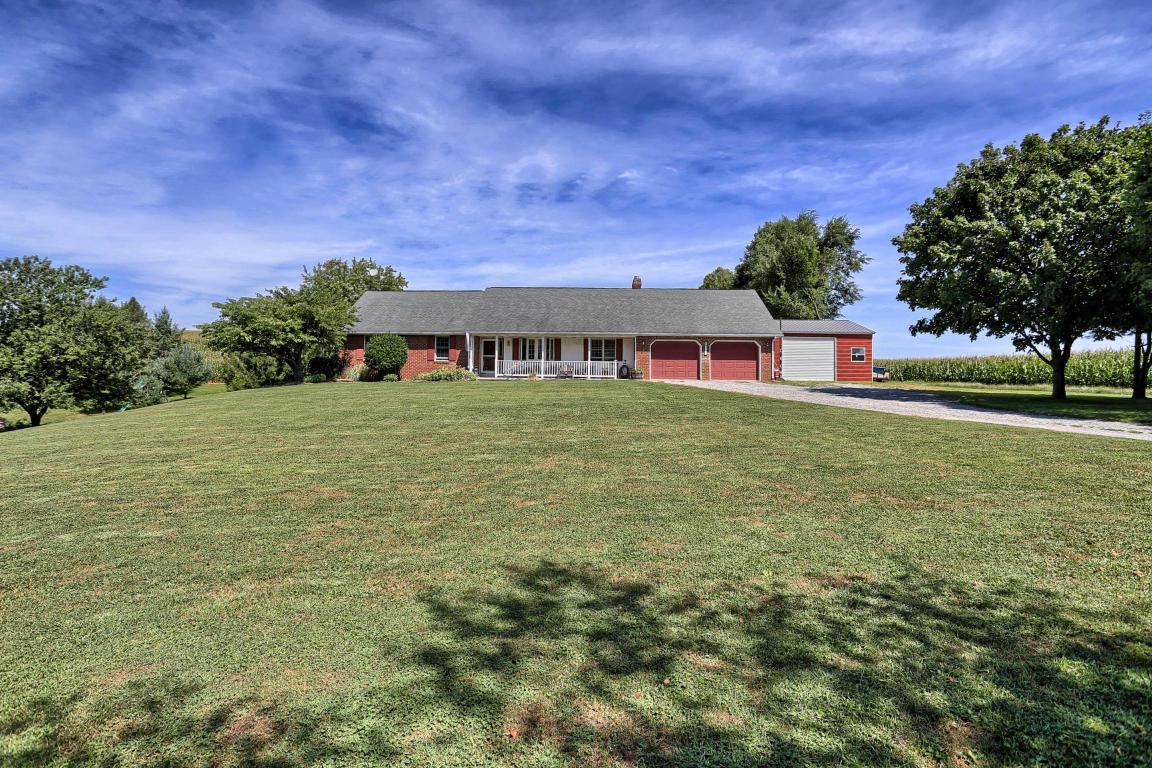 3117 Glen Allen School Road, Felton, PA 17322 (MLS #255310) :: The Craig Hartranft Team, Berkshire Hathaway Homesale Realty