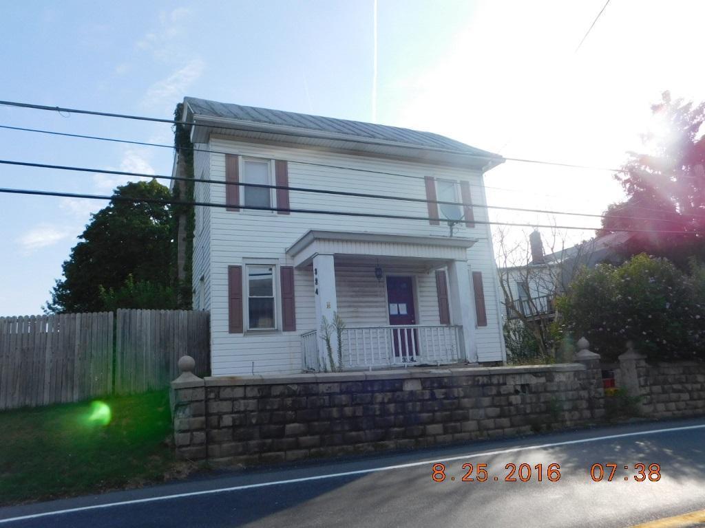 324 Ebenezer Road, Lebanon, PA 17046 (MLS #255320) :: The Craig Hartranft Team, Berkshire Hathaway Homesale Realty