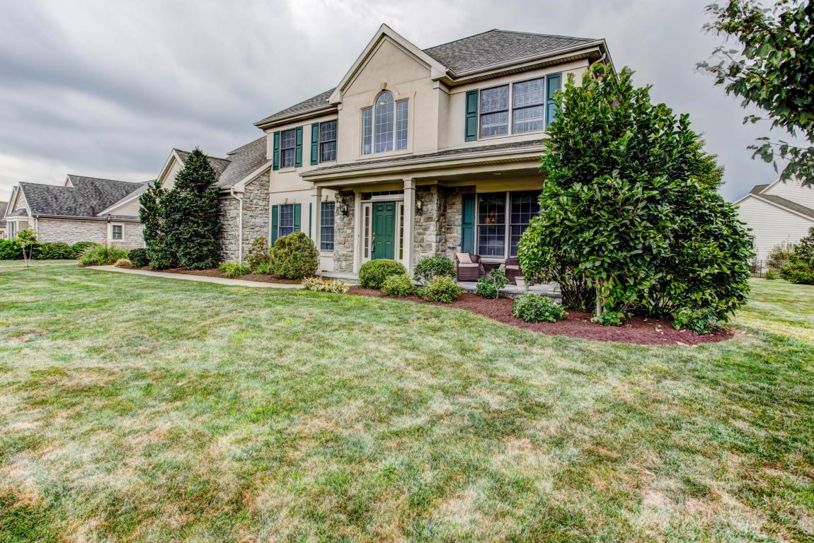 101 Farmstead Drive, Lancaster, PA 17603 (MLS #255381) :: The Craig Hartranft Team, Berkshire Hathaway Homesale Realty