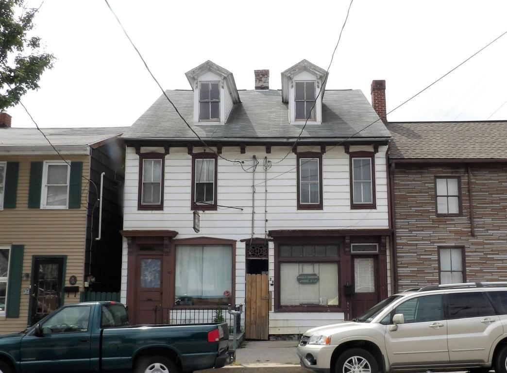 28 & 30 S Fourth Street, Columbia, PA 17512 (MLS #255385) :: The Craig Hartranft Team, Berkshire Hathaway Homesale Realty