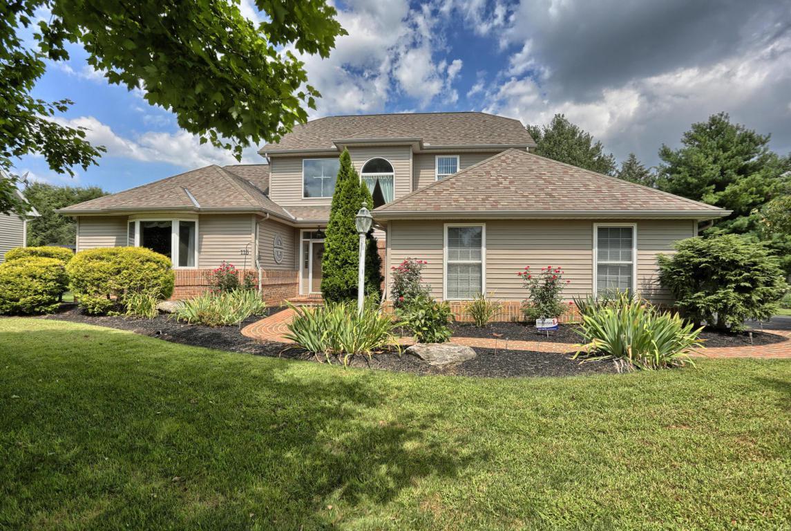 115 Farmstead Circle, Lebanon, PA 17042 (MLS #255408) :: The Craig Hartranft Team, Berkshire Hathaway Homesale Realty