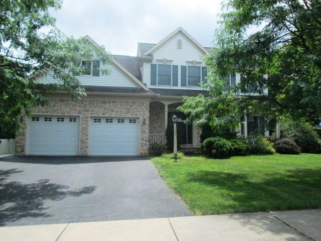 102 E 4TH Avenue, Lititz, PA 17543 (MLS #255436) :: The Craig Hartranft Team, Berkshire Hathaway Homesale Realty