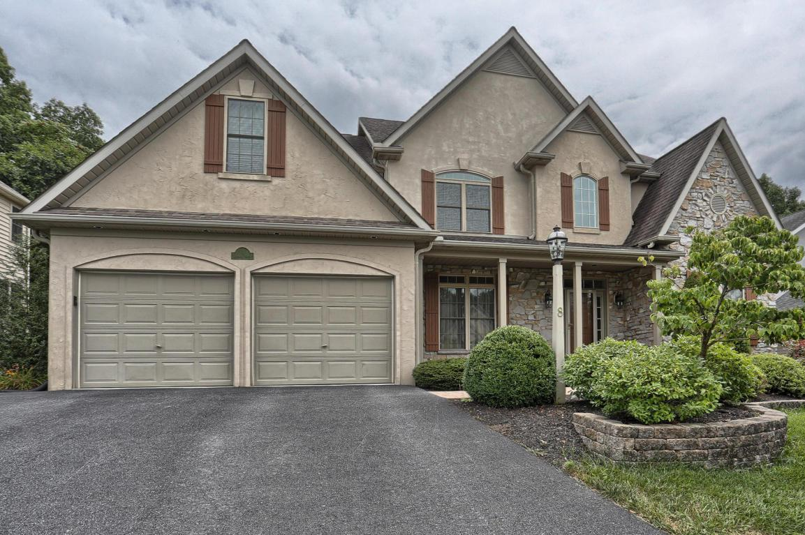 8 Dogwood Valley, Lititz, PA 17543 (MLS #255464) :: The Craig Hartranft Team, Berkshire Hathaway Homesale Realty