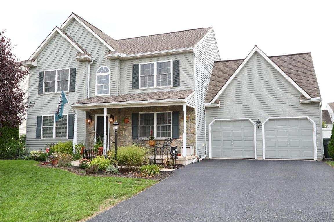 2012 Wood Hall Way, Dover, PA 17315 (MLS #255466) :: The Craig Hartranft Team, Berkshire Hathaway Homesale Realty