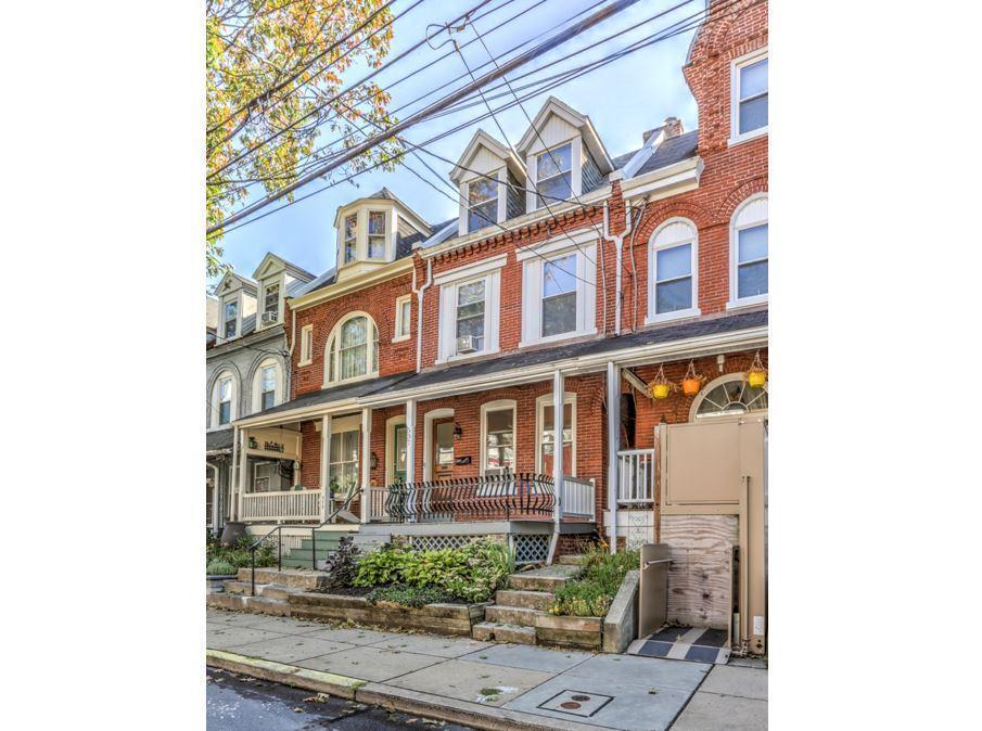 537 N Mary Street, Lancaster, PA 17603 (MLS #255507) :: The Craig Hartranft Team, Berkshire Hathaway Homesale Realty