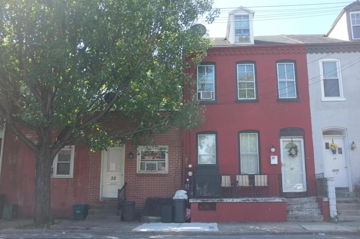 30-32 E New Street, Lancaster, PA 17603 (MLS #255573) :: The Craig Hartranft Team, Berkshire Hathaway Homesale Realty