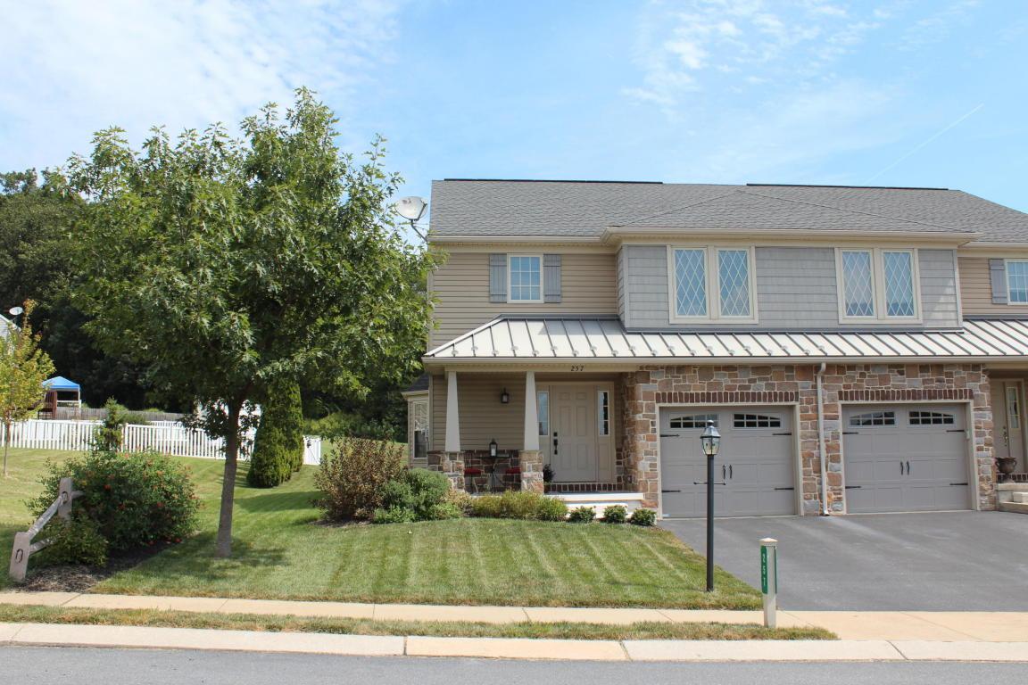 257 Eagle Drive, Ephrata, PA 17522 (MLS #255576) :: The Craig Hartranft Team, Berkshire Hathaway Homesale Realty