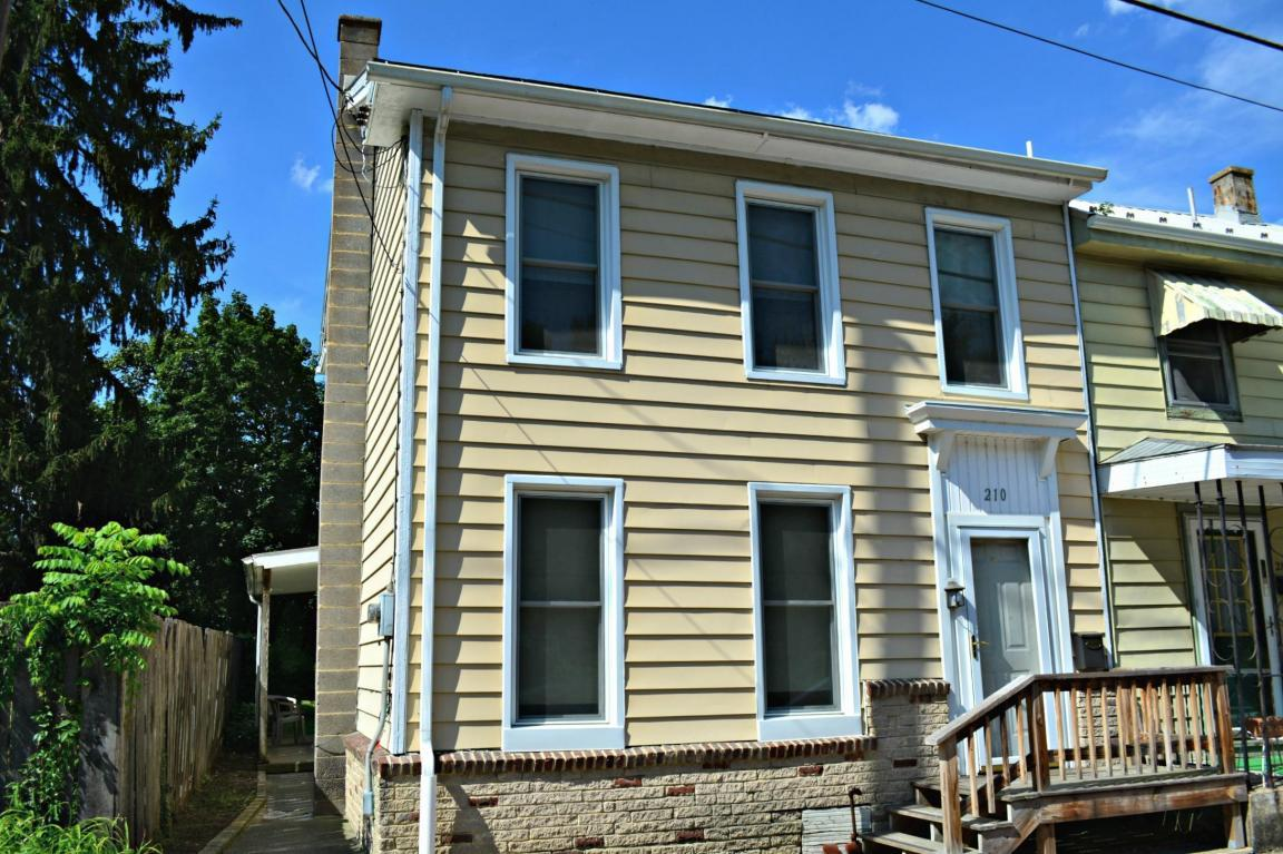 210 E Front Street, Marietta, PA 17547 (MLS #255600) :: The Craig Hartranft Team, Berkshire Hathaway Homesale Realty