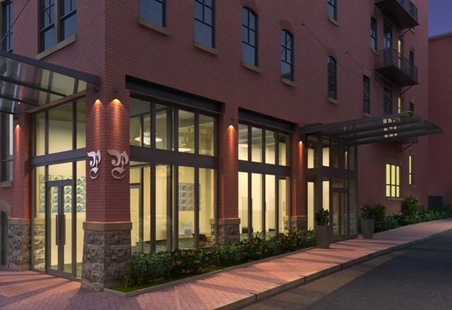 41 W Lemon Street Unit 405, Lancaster, PA 17603 (MLS #255640) :: The Craig Hartranft Team, Berkshire Hathaway Homesale Realty