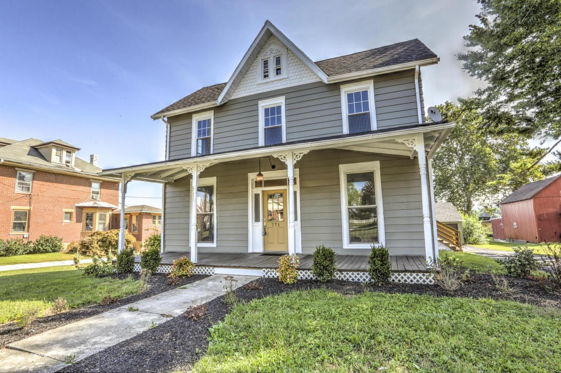 771 Pequea Avenue, Gap, PA 17527 (MLS #255647) :: The Craig Hartranft Team, Berkshire Hathaway Homesale Realty