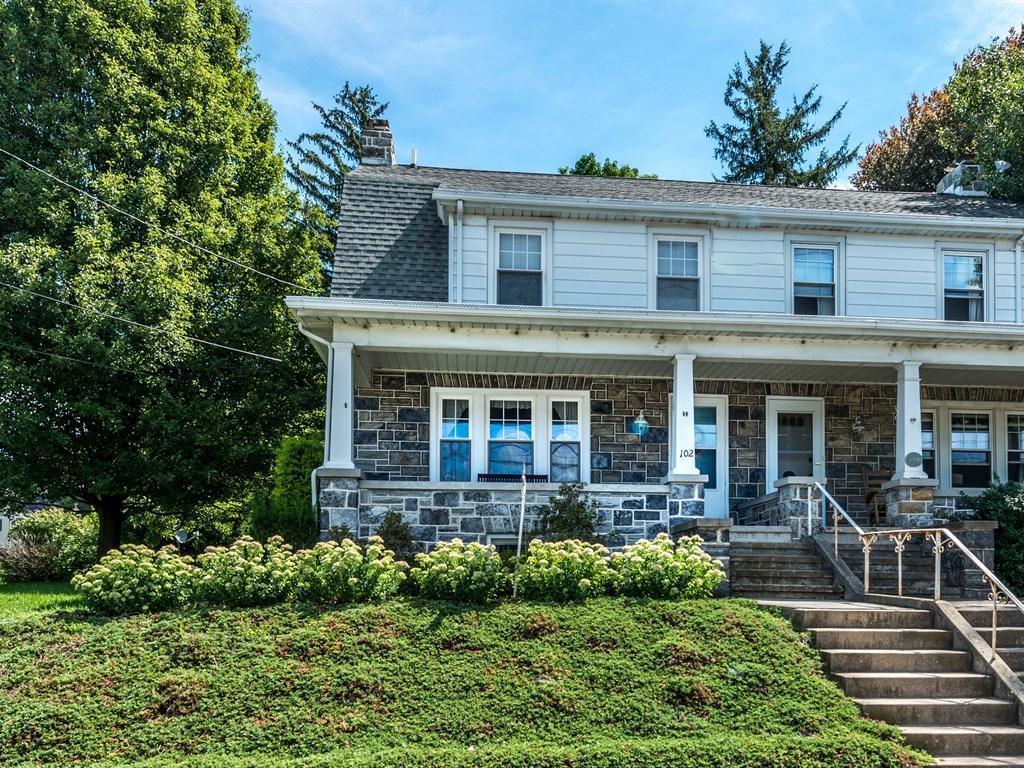 102 Poplar Street, Richland, PA 17087 (MLS #255762) :: The Craig Hartranft Team, Berkshire Hathaway Homesale Realty