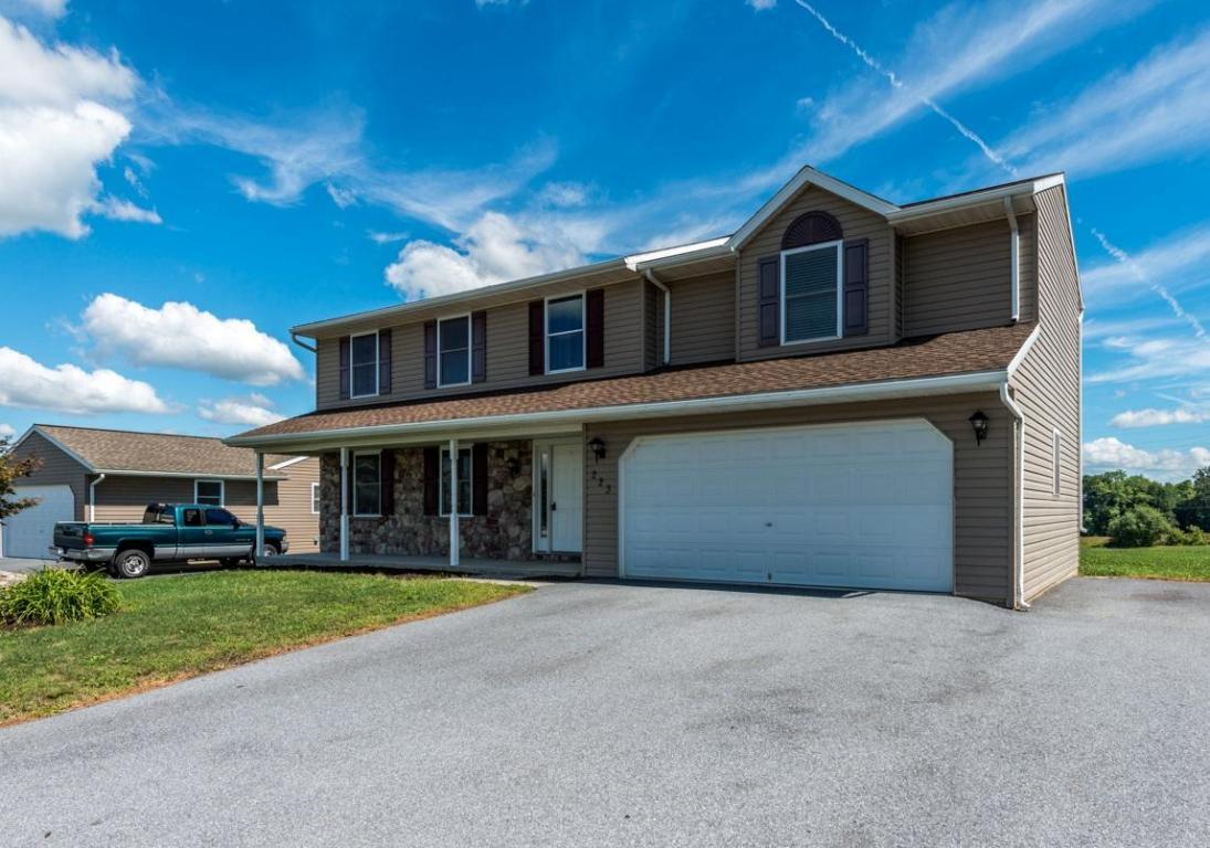 223 Sweetwater Lane, Newmanstown, PA 17073 (MLS #255807) :: The Craig Hartranft Team, Berkshire Hathaway Homesale Realty