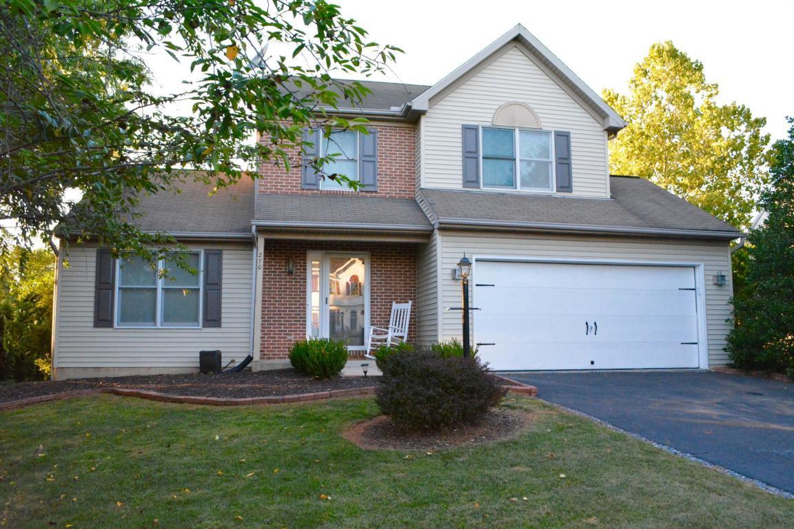 270 Village Spring Lane, Reinholds, PA 17569 (MLS #255821) :: The Craig Hartranft Team, Berkshire Hathaway Homesale Realty