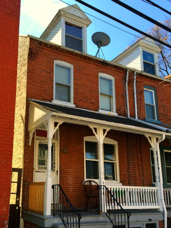546 E Marion Street, Lancaster, PA 17603 (MLS #255893) :: The Craig Hartranft Team, Berkshire Hathaway Homesale Realty