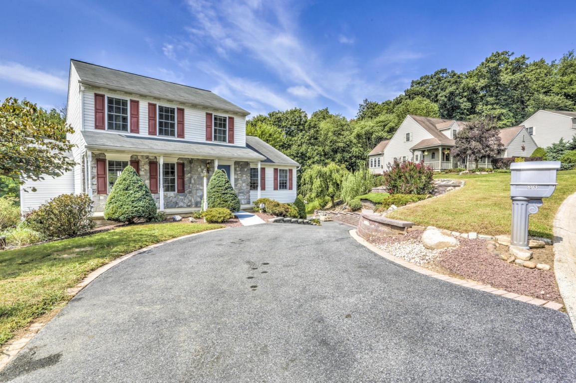 893 Hidden Hollow Drive, Gap, PA 17527 (MLS #255934) :: The Craig Hartranft Team, Berkshire Hathaway Homesale Realty