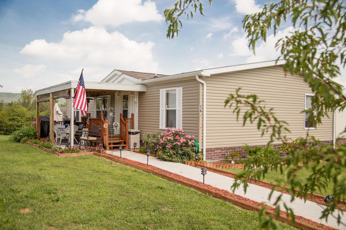 14 Orchard Street, Fredericksburg, PA 17026 (MLS #255991) :: The Craig Hartranft Team, Berkshire Hathaway Homesale Realty