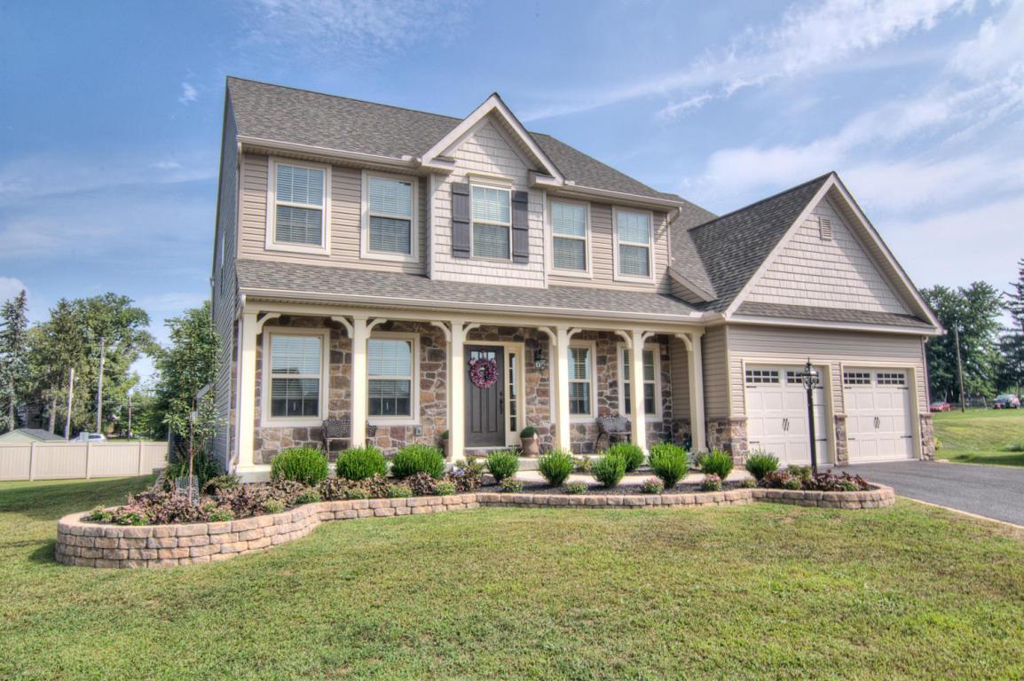 41 Creekview Drive, Paradise, PA 17562 (MLS #256000) :: The Craig Hartranft Team, Berkshire Hathaway Homesale Realty