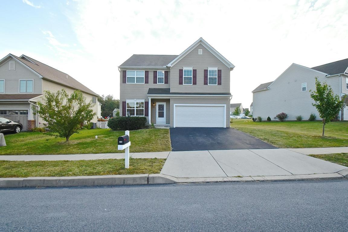 309 Running Bond Drive, Middletown, PA 17057 (MLS #256137) :: The Craig Hartranft Team, Berkshire Hathaway Homesale Realty