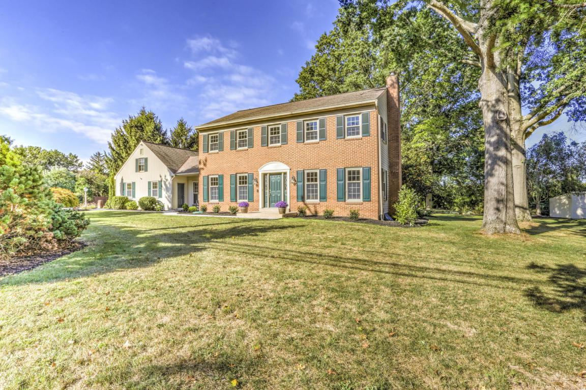 401 Chowning Place, Lancaster, PA 17601 (MLS #256303) :: The Craig Hartranft Team, Berkshire Hathaway Homesale Realty