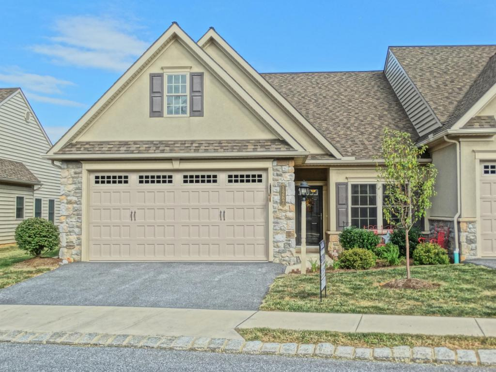 1267 Tumblestone Drive, Mount Joy, PA 17552 (MLS #256330) :: The Craig Hartranft Team, Berkshire Hathaway Homesale Realty