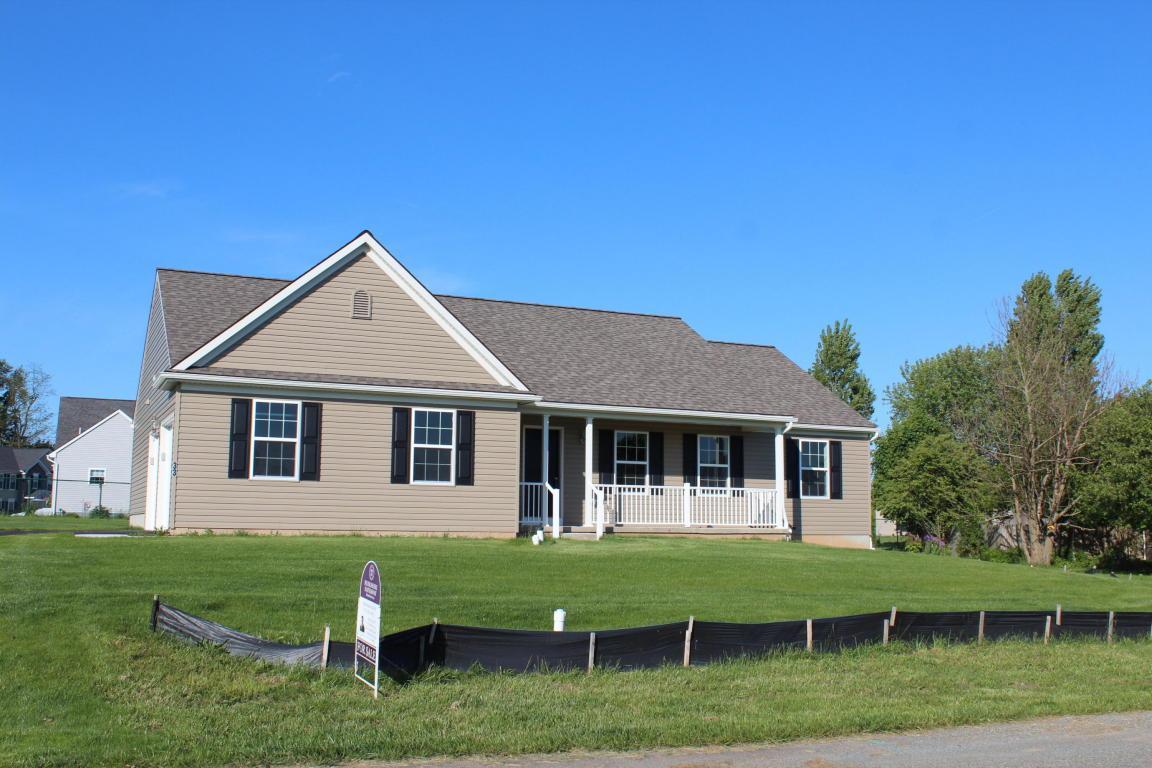 33 Evans Drive, Quarryville, PA 17566 (MLS #256478) :: The Craig Hartranft Team, Berkshire Hathaway Homesale Realty