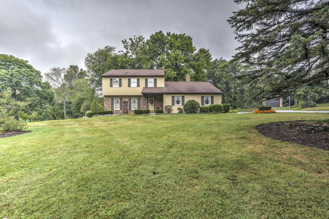 277 Lammey Road, Elverson, PA 19520 (MLS #256525) :: The Craig Hartranft Team, Berkshire Hathaway Homesale Realty