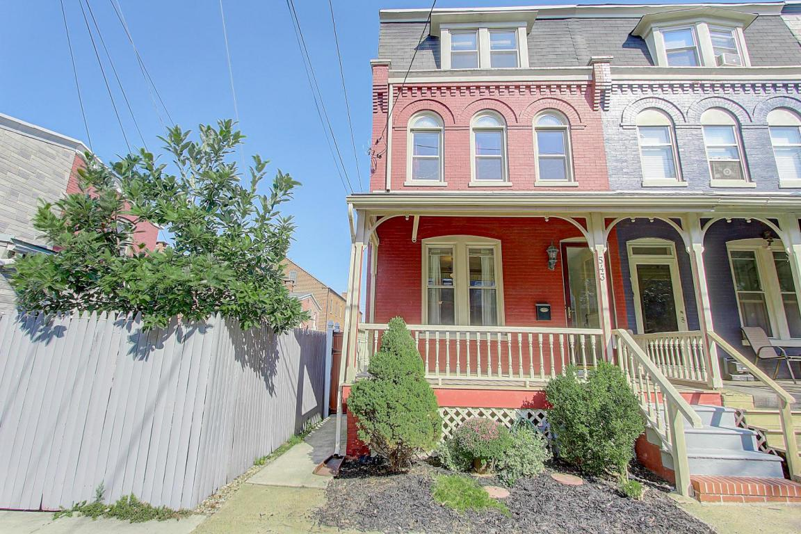 543 Lancaster Avenue, Lancaster, PA 17603 (MLS #256647) :: The Craig Hartranft Team, Berkshire Hathaway Homesale Realty